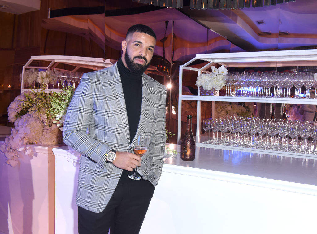 The Mod Sèlection Champagne New Years Party Hosted By Drake And John Terzian