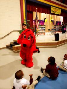 Bounce & Scripps Howard Foundation Kick Off National Reading Day With Atlanta Book Fair