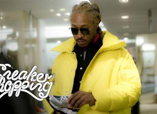 Future Sneaker Shopping