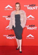 Wendi McLendon-Covey attends the What Men Want Los Angeles Premiere