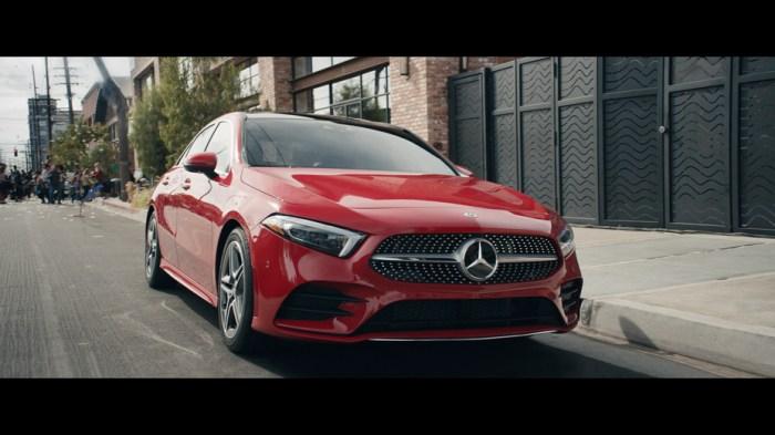 Ludacris Mercedes Benz Ad
