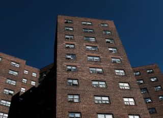 nyc public housing rent strike