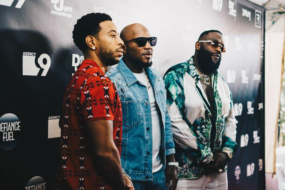 Jeezy, Rick Ross, Trey Songz, Ludacris, T.I.