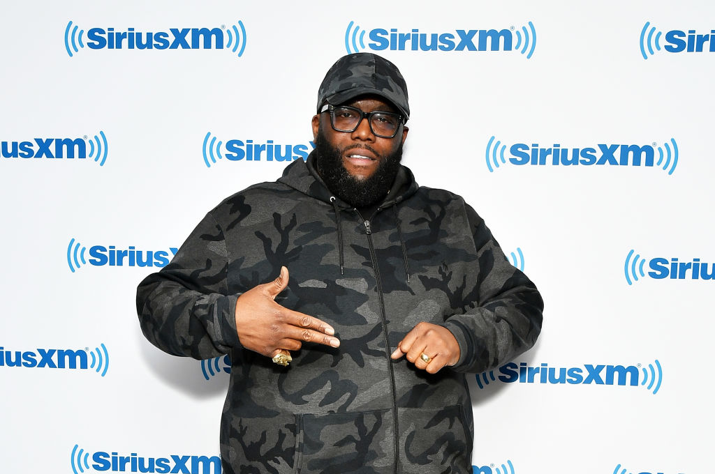 Celebrities Visit SiriusXM - January 31, 2019