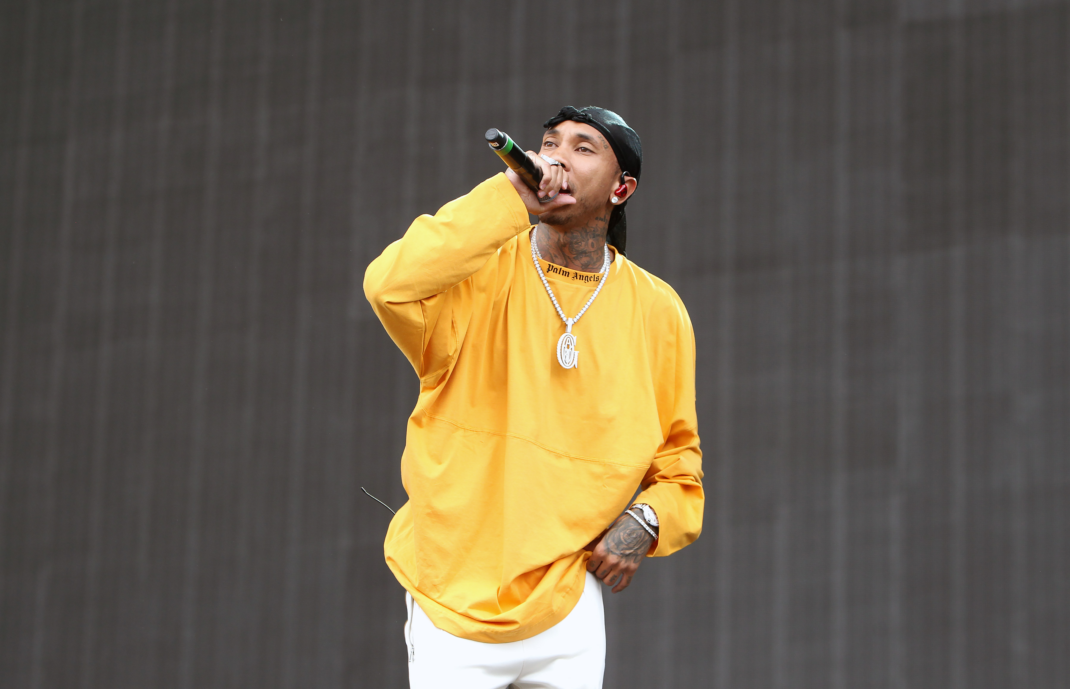 Day Three of Wireless Festival including Pusha T, Tyga, Yuna and Tory Lanez