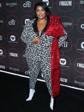 Lizzo Warner Music Group Pre-Grammy Party