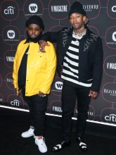 24 Hours and Ty Dolla Sign Warner Music Group Pre-Grammy Party