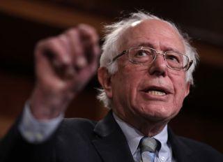Senator Bernie Sanders And Group Of Bipartisan Legislators Reintroduce Resolution To End U.S. Support For Saudi-Led War In Yemen