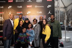 Gilchrist Family and Worldwide Wes Rookie USA Fashion Show