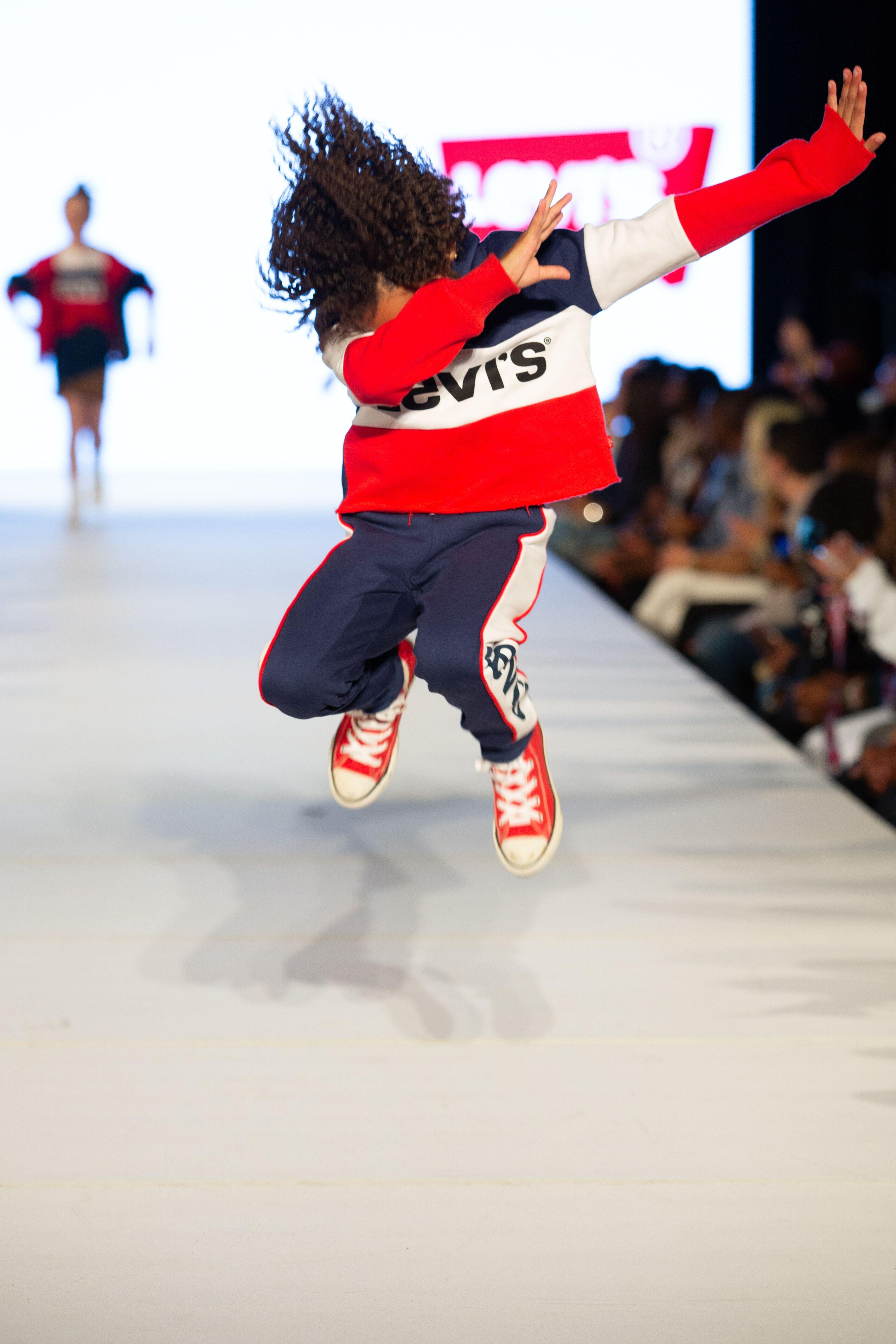 Kennedy Cruz Rookie USA Fashion Show