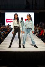 Combs Twins Rookie USA Fashion Show