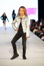 Harper Tillman Rookie USA Fashion Show