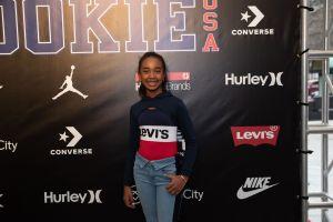 Chance Combs Rookie USA Fashion Show
