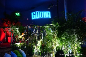 Gunna 'Drip Or Drown' Album Release Party At Georgia Aquarium