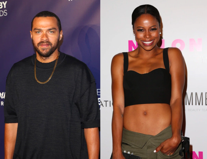 Taylour Paige Jesse Williams