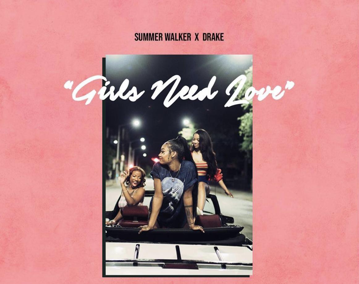 Summer Walker Girls Need Love Remix Featuring Drake