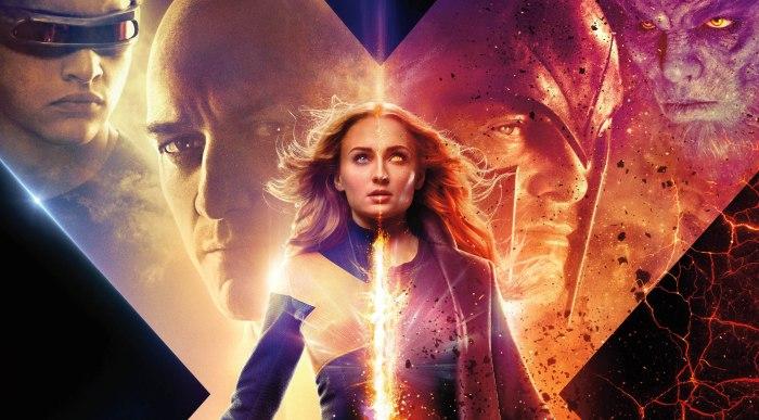 """Dark Phoenix"" poster"