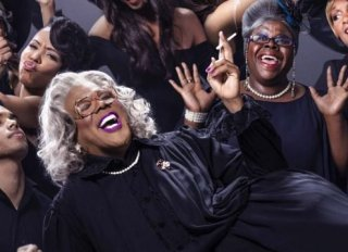 """A Madea Family Funeral"" poster"