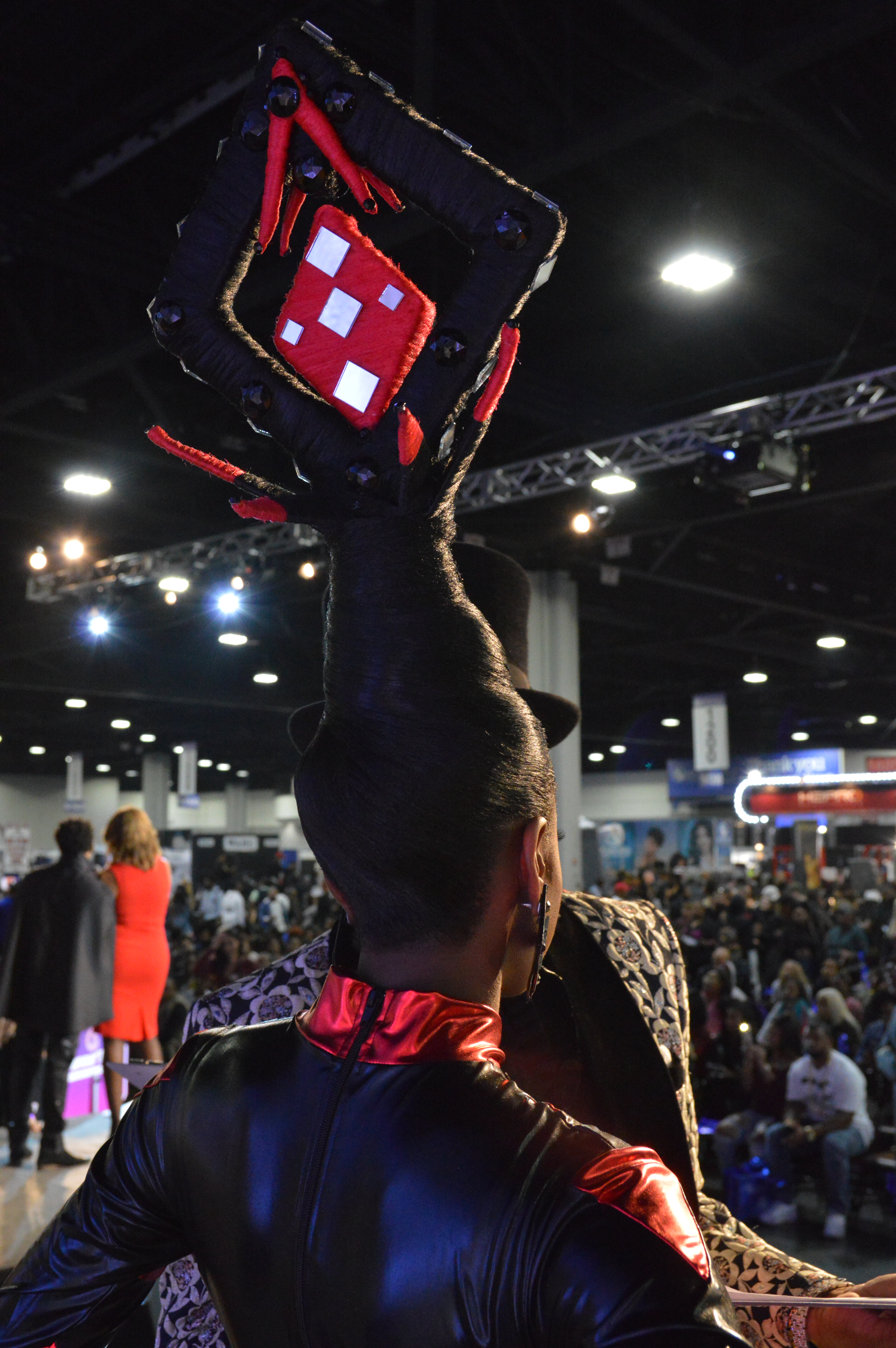 Wild Styles From Bronner Bros. Mid Winter Show
