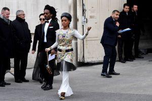 Chanel : Outside Arrivals - Paris Fashion Week Womenswear Fall/Winter 2019/2020