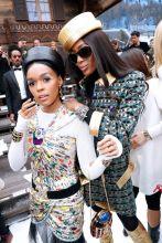 Chanel : Front Row - Paris Fashion Week Womenswear Fall/Winter 2019/2020