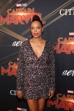 Captain Marvel World Premiere