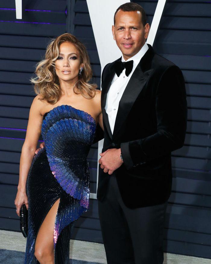 J. Lo & A Rod