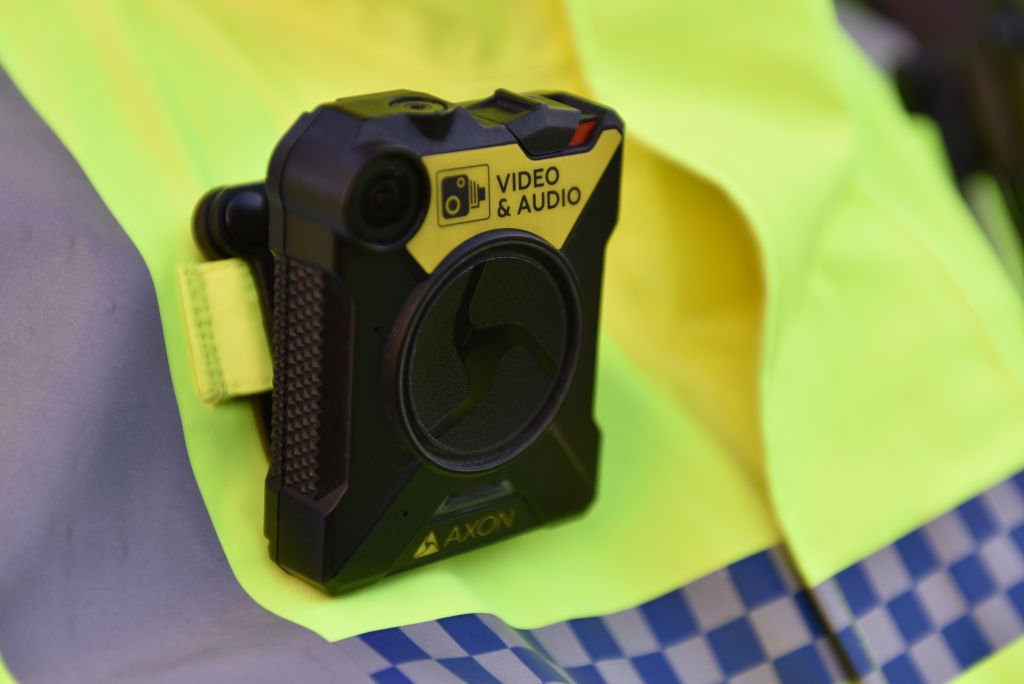Metropolitan Police officer's Body Worn Video (BWV)
