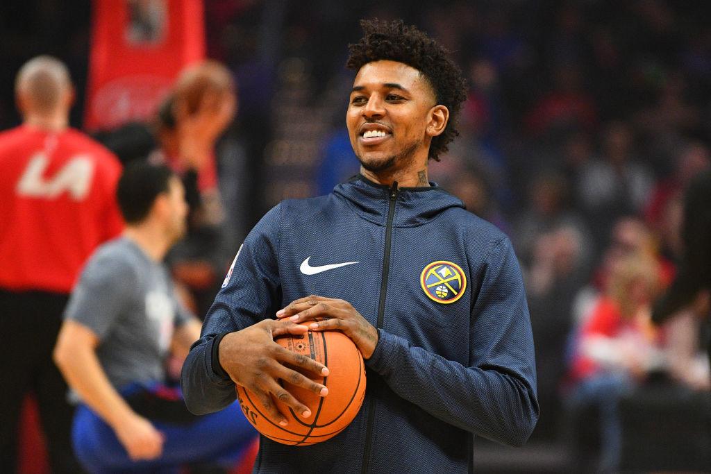 NBA: DEC 22 Nuggets at Clippers