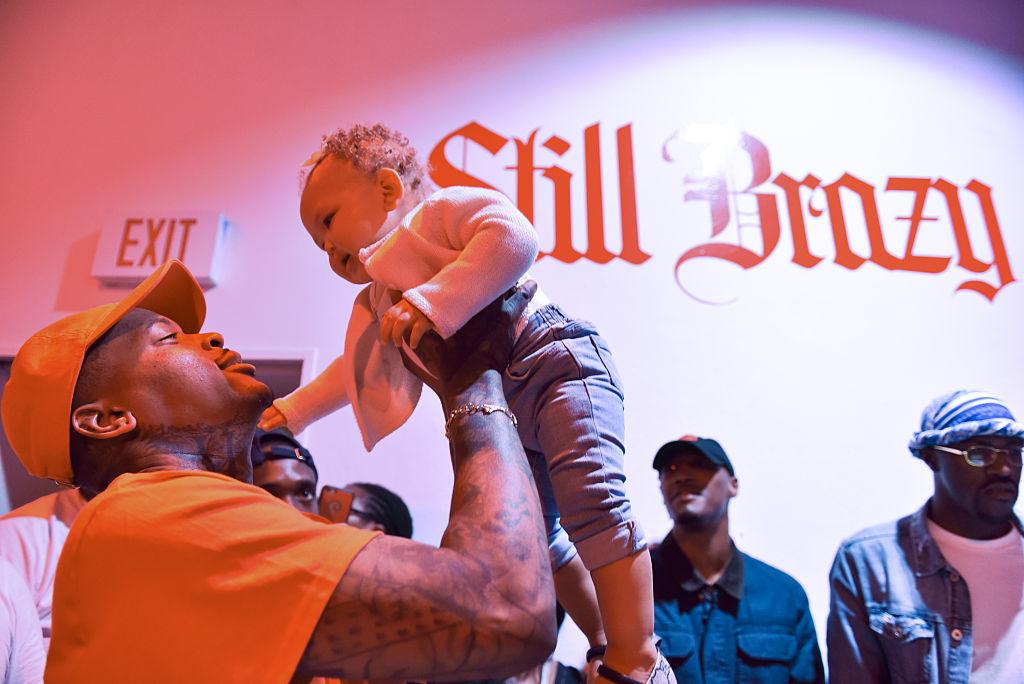 YG's Art Installation For 'Still Brazy'