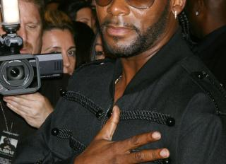R Kelly aka Robert Sylvester Kelly