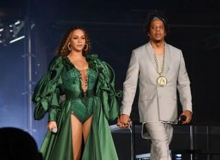 Jay Z Beyonce