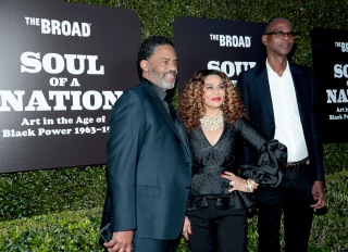 The Broad Museum Soul Of A Nation Opening