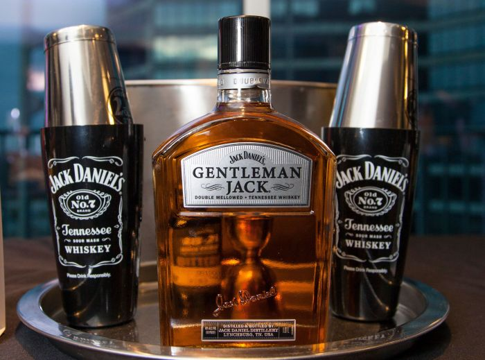 Gentleman Jack Toasts to International Women's Day