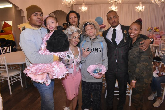 T.I. and Tiny's Heiress Harris Party