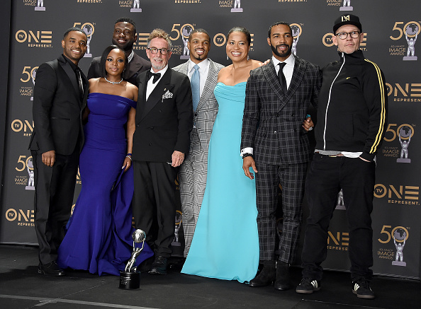 Power NAACP Image Awards