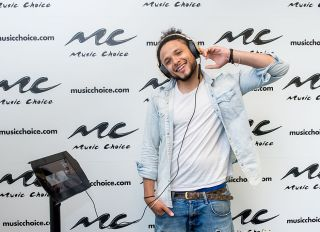Anthony Flammia Visits Music Choice