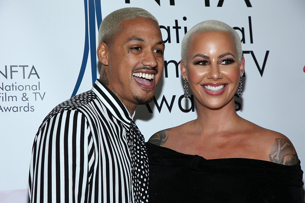 AE And Amber Rose