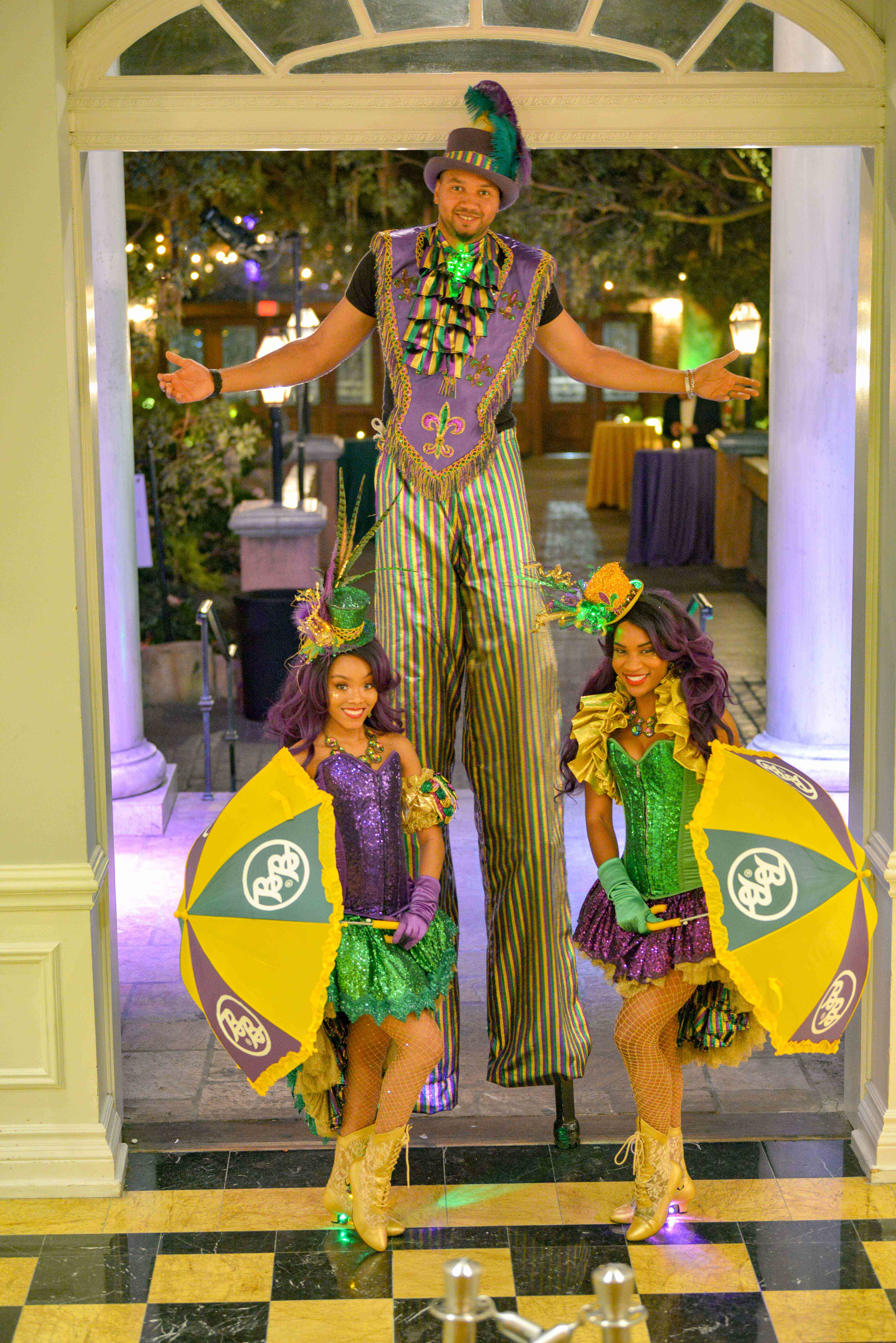 2019 Bronner Bros. Spring Show in New Orleans