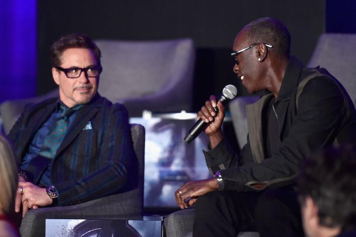 Avengers: Endgame global press conference