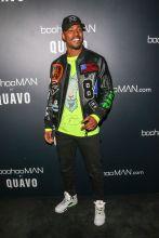 DJ Damage BoohooMAN x Quavo Launch Party