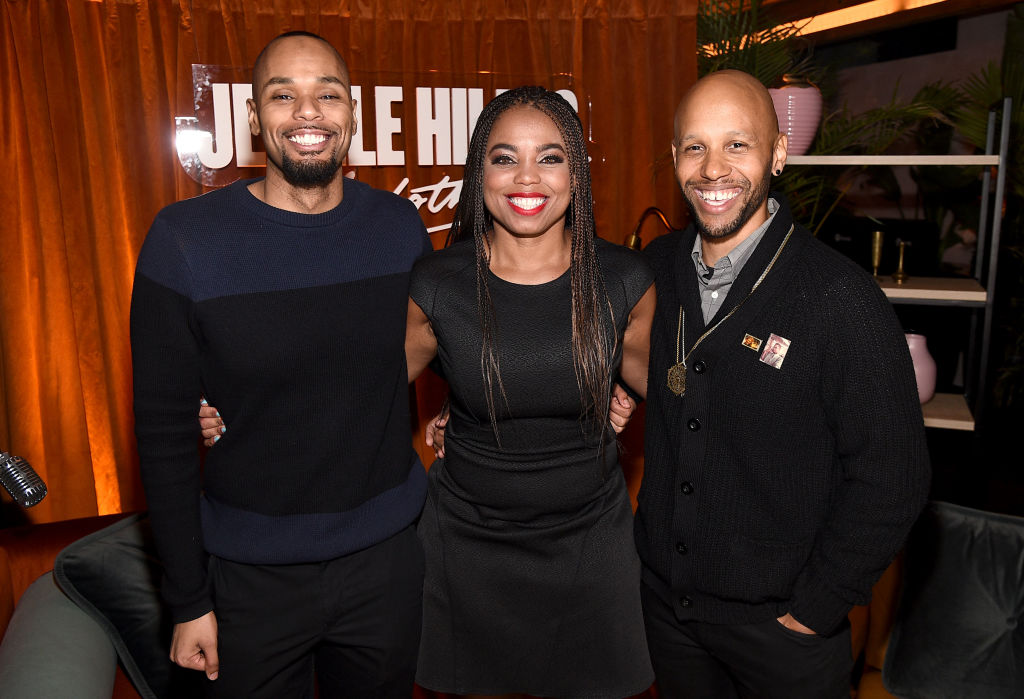 Spotify - Jemele Hill Is Unbothered