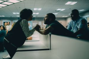 When They See Us Character Art
