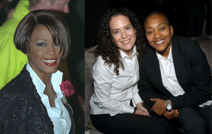 Whitney, Robyn Crawford