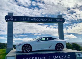 Lexus 0 to 60