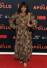 Bevy Smith The Apollo Premiere At The Tribeca Film Festival