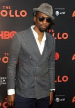 Leon Robinson The Apollo Premiere At The Tribeca Film Festival