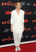 Piper Perabo The Apollo Premiere At The Tribeca Film Festival