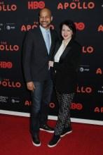 Keegan-Michael Key and Elisa Pugliese Key The Apollo Premiere At The Tribeca Film Festival