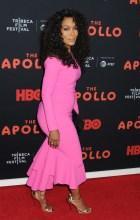 Angela Bassett The Apollo Premiere At The Tribeca Film Festival